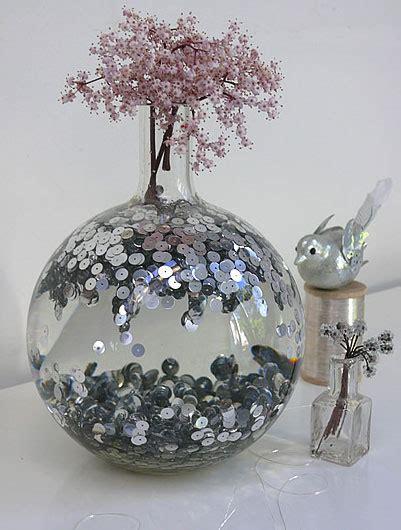 bastelideen zum basteln von tollen vasen mit beton oder