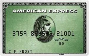amex green card  updated  offer  credit