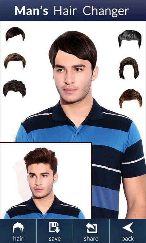 man s hair changer hairstyle for android apk download