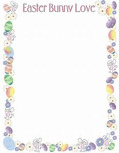 letter easter bunny letter template With letter to easter bunny template