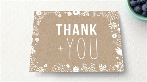 7 Wedding Thankyou Note Dos And Don'ts  Martha Stewart Weddings