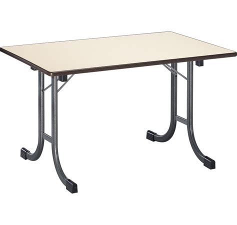 table de collectivit 233 table pliante en m 233 lamin 233 net collectivit 233 s