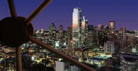 Reunion Tower Observation Deck Height by Visit Reunion Tower For Spectacular Panoramic Views Of Dallas