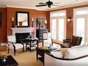Wandfarben Brauntöne Wohnzimmer : wandfarben braunt ne setzen sie auf eine universale farbe ~ Markanthonyermac.com Haus und Dekorationen