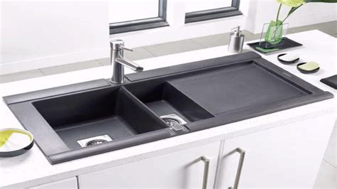 fiberglass kitchen sink black granite composite sink