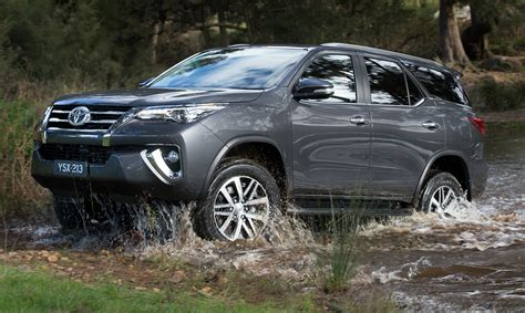 toyota fortuner features specifications brochure