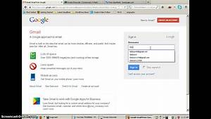 How To Create A New Gmail Account  U0026 Forward