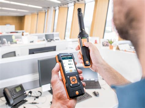 Testo Deadly Combination - buy co measuring instrument with or without probe testo
