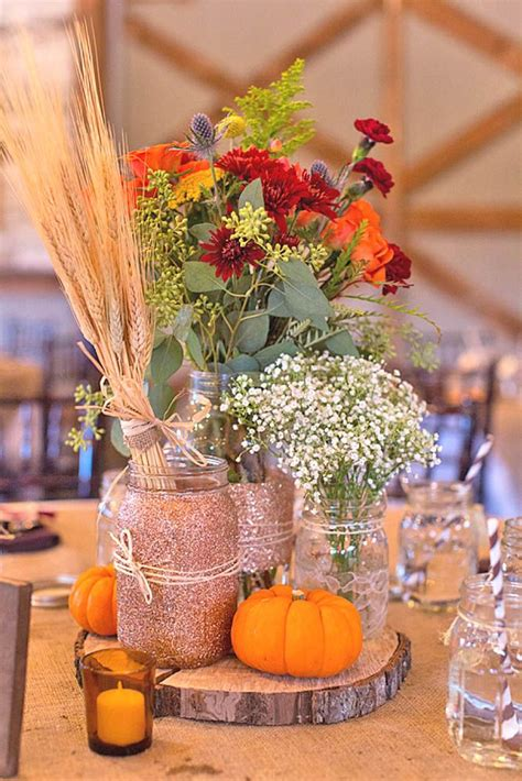 27 incredible ideas for fall wedding decorations wedding