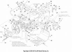 Troy Bilt 31ah7dq8711 Vortex Tracker 2890  2016  Parts