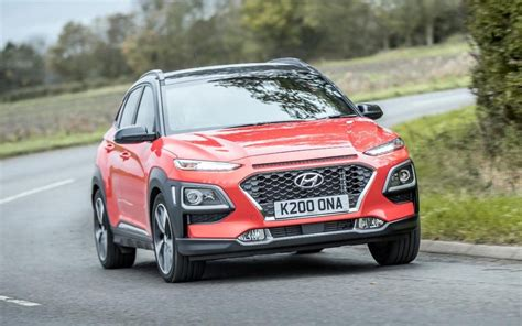 Small Suv Cars by Hyundai Kona Review A Small Suv With Big Appeal To The