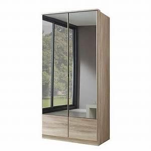 Armoire 90 Cm Largeur : armoire largeur 90 cm dans armoire adulte achetez au meilleur prix avec ~ Teatrodelosmanantiales.com Idées de Décoration