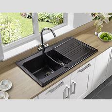 Astracast Equinox 15 Bowl White Ceramic Inset Kitchen