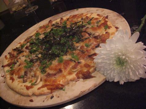addict cuisine japanese pizza teriyaki recipe japanese recipes