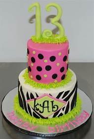 Best 13th Birthday Cake