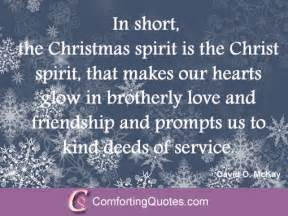 in the spirit is the spirit that makes our hearts glow in brotherly