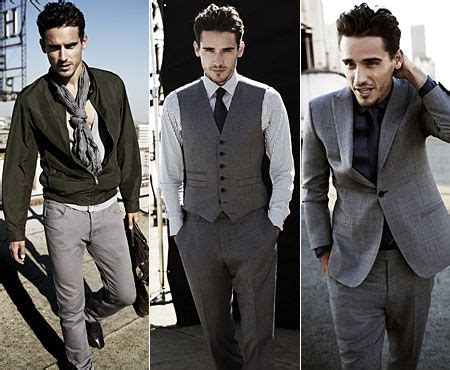 great examples  mens mod style
