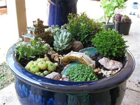 best 25 miniature gardens ideas that you will like on