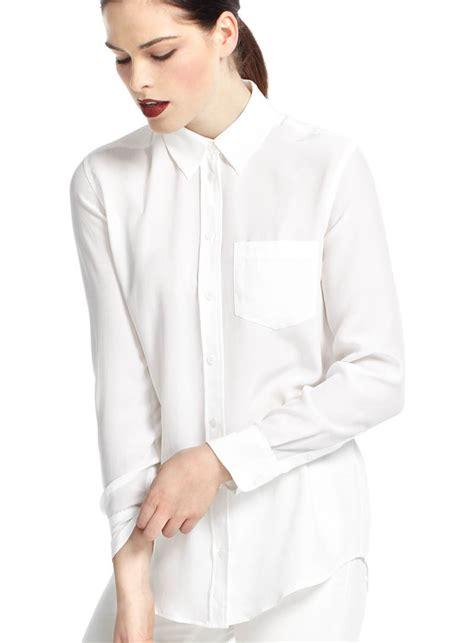 silk white blouse white blouse silk black blouse