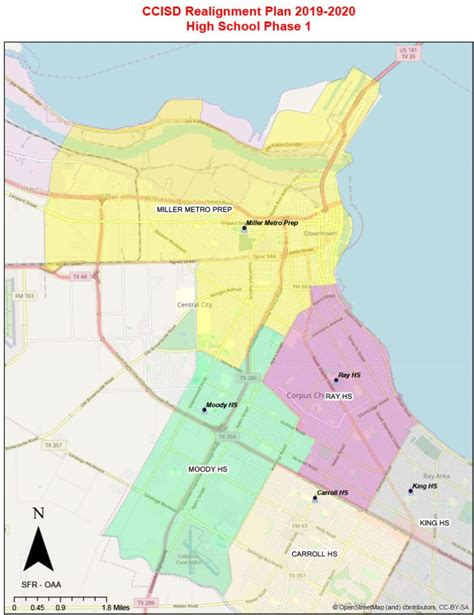 ccisd releases maps proposed boundary kztvcom