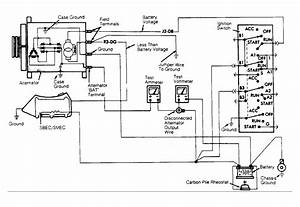 Chrysler One Wire Alternator Conversion Diagram  Chrysler
