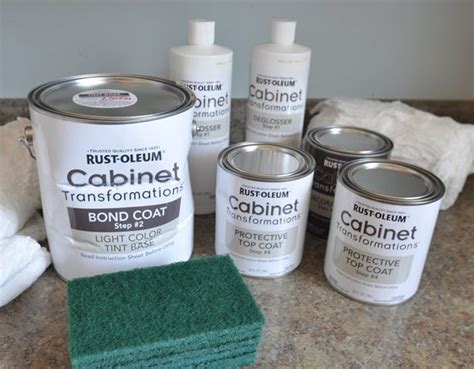 rustoleum cabinet transformations kit more expensive