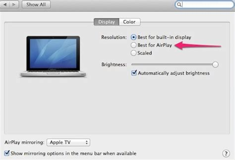 airplay iphone to macbook airplay issues with macbook how to appletoolbox