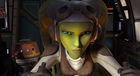 Star Wars Rebels Short The Machine In The Ghost