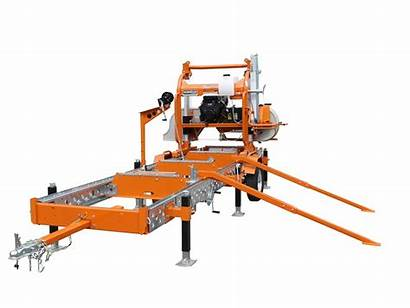 Hd36 Norwood Portable Sawmill Woodworking Austro 23hp