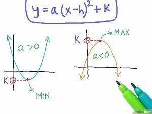 Scheitelwert Berechnen : das minimum oder maximum einer quadratischen funktion bestimmen wikihow ~ Themetempest.com Abrechnung