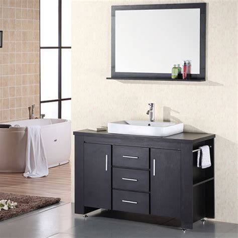 weston  single sink vanity set zuri furniture