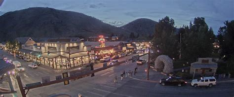 jackson hole wyoming  webcams seejhcom