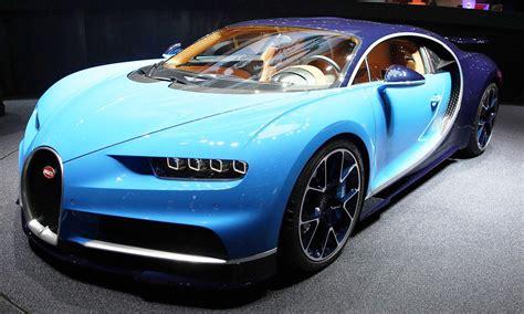Bugatti Weighs Sedan And Ev But Not Suv