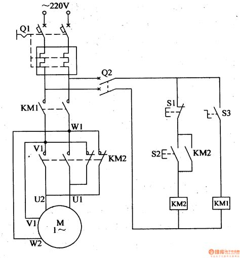 collection of air compressor motor starter wiring diagram