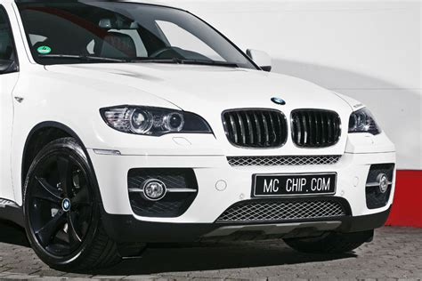 Bmw X6 White Shark Upgrade Package By Mcchip