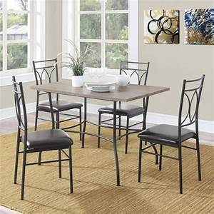 7 gorgeous cheap dining room sets under 200 bucks for Cheap dining room sets under 200
