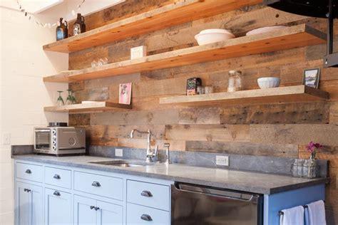 project log reclaimed wood walls barn door  bright