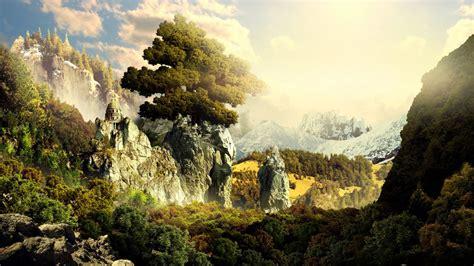 fantasy world wallpaper full hd
