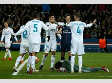 Champions League Real Madrid, Liverpool through to