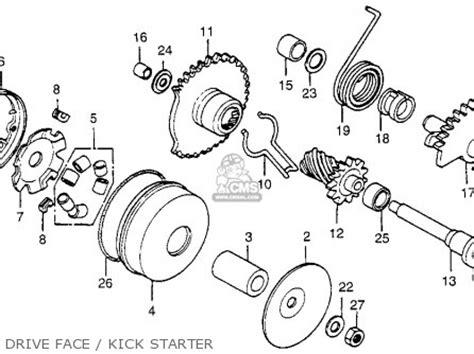 honda express parts httpwwwcmsnlcomhonda nc50 express 1983 usa car interior design