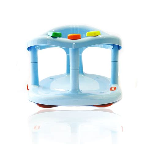 new keter baby bath ring infant seat for tub anti slip