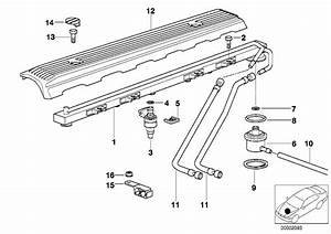13311744100 - Fuel Hose  System  Injection
