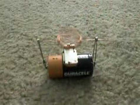 Easy Electric Motor by Simple Motor Project