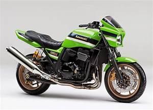 Kawasaki Zrx1200  U201909
