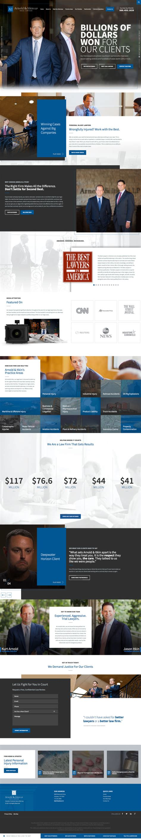 firm web designer are these the best lawyer website designs for 2017