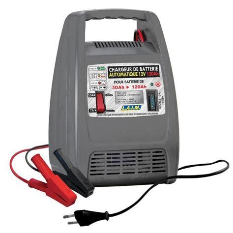 chargeur de batterie automatique chargeur batterie