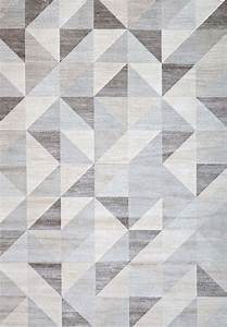 Sonoma grey white area rug gray construction machines for Modern carpet pattern blue seamless