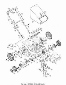 Mtd 12av55dq713  2007  Parts Diagram For General Assembly