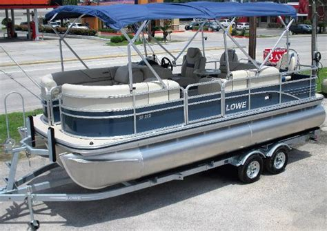 1990 Lowe Pontoon Boat For Sale by 1990 Lowe Sf212 Boats For Sale