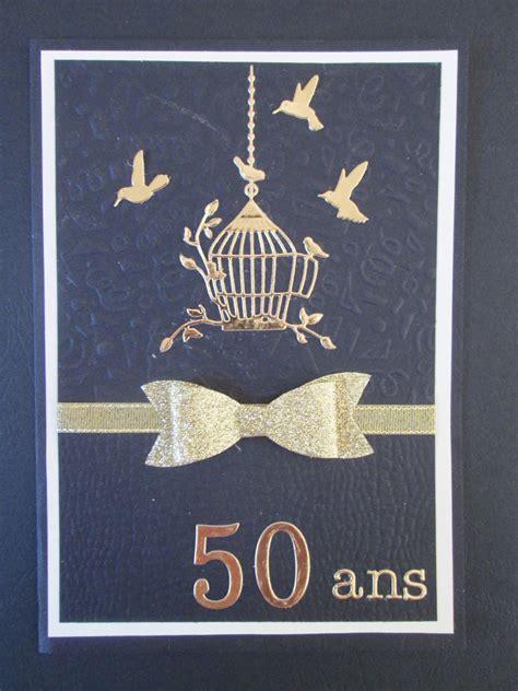 carte anniversaire de mariage 50 ans carte pour des 50 ans de mariage noces d or carte anniversaire de mariage cartes